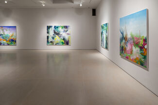 Angelina Nasso: new paintings, installation view