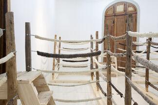 CORRAL DE CLASIFICACIÓN - Julen Birke, installation view