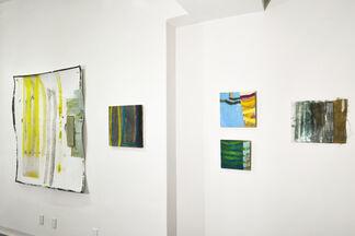Forces at Play: Sheila Crider, Benjamin Gardner, Marthe Keller, Joan Mellon, Leo Rabkin, installation view