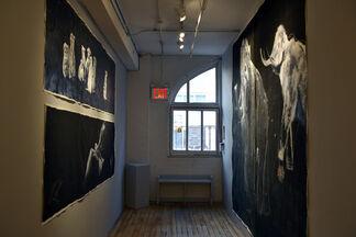 On the Wall: Vija Doks, installation view