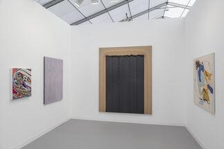 Tina Kim Gallery at Frieze London 2017, installation view