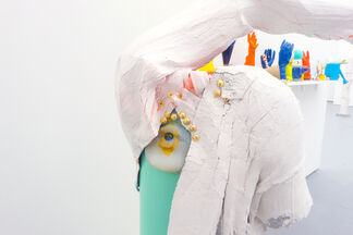 Fridman Gallery at UNTITLED 2015, installation view