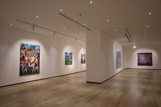 Joy Land - Kitti Narod Solo Exhibition, installation view