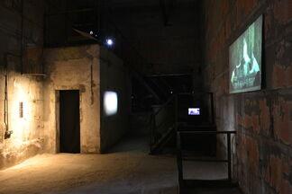 Turborealism (Breaking Ground), installation view