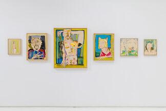 Brad Greenwood: Unauthorized Biographies, installation view