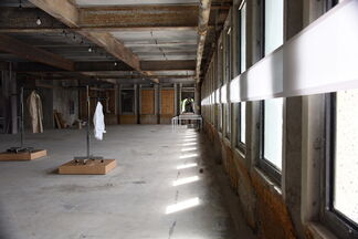 Tom Burr / New Haven, installation view