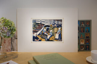 Frederick Mulder at IFPDA Fine Art Print Fair Online Fall 2020, installation view