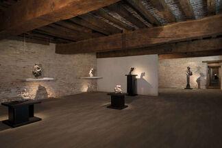 Georges Jeanclos - Auguste Rodin : Modeler le vivant, installation view