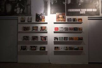 Larry Achiampong & David Blandy - Biters, installation view