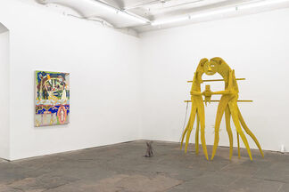 Merge Visible, installation view