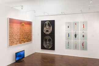 Corkin Gallery at Lima Photo 2014, installation view