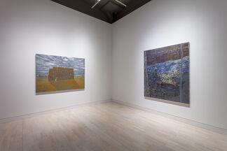Sight Unseen: Ellen Harvey & Ena Swansea, installation view