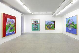 """Lamar Peterson, """"Weekend Gardener"""", installation view"""