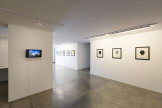 Esculturas&Desenhos, installation view