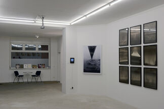 Andreas Müller-Pohle. flow, flow, installation view