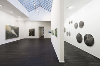 LightHoles, installation view