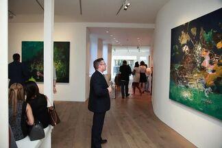 Mehran Elminia: Painting, installation view