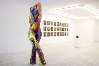 Bianca Beck and Susan Tepper, installation view