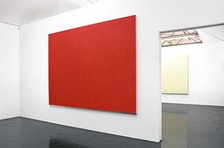 Gerhard Merz, installation view