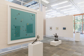 Flirting with Strangers – Encounters with Works from the Collection, installation view