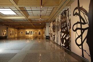 Ke-Yuan Gallery at Art Central 2015, installation view