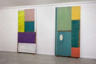 Ellen Hyllemose: Under the Margin, installation view