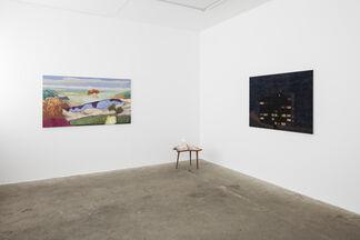 Ivan Andersen - La Nuit américaine, installation view