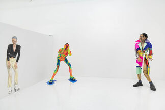 Gulp, installation view
