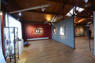 Quang Ho and Vincent Xeus: East and East - Alternative Visions, installation view