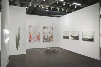 Vera Cortês at The Armory Show 2016, installation view