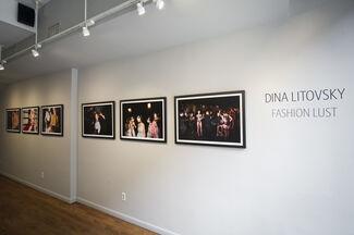 Dina Litovsky - Fashion Lust, installation view