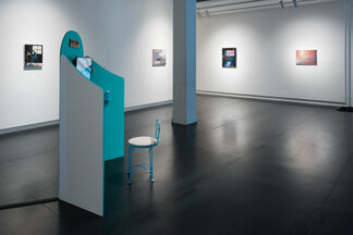 The Feeling Good Handbook, installation view