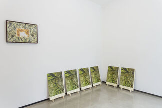 Elizabeth Corkery: Pictures of Pieces, installation view