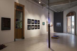 RESTOS DE MAR - Enrique Ramirez, installation view