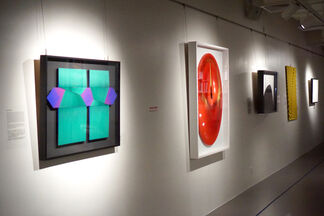 Lines, Colours, Dimensions, installation view