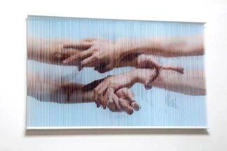 Pontone Gallery at Art New York 2017, installation view