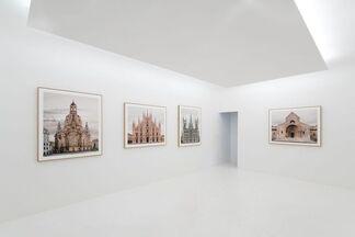 Markus Brunetti, installation view