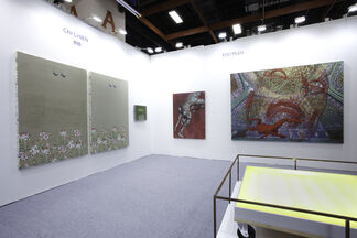 Affinity for ART at Art Taipei 2015, installation view