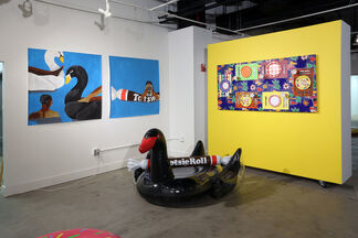 Culture Club, installation view