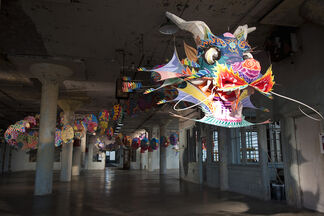 @Large: Ai Weiwei on Alcatraz, installation view