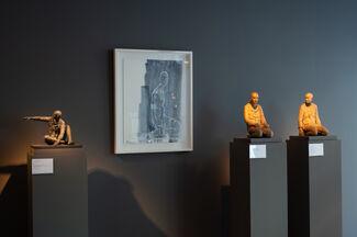 Bowman Sculpture at Art Miami 2020, installation view