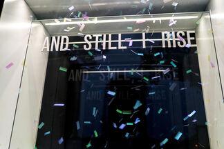 Bunny Burson: And Still I Rise, installation view