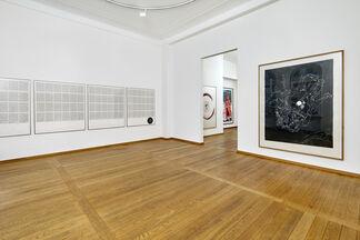 Big Paper Works, installation view