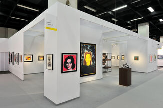 Ludorff at Art Cologne 2017, installation view