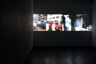Rickshaw No.1 (Two Times Three), installation view