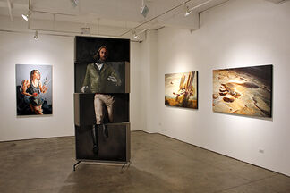 Brotherhood - Curated by Yasha Young, installation view