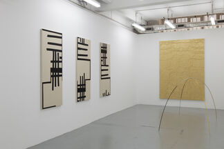 Andrew Sutherland - The Gold Standard, installation view