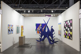 Cherry and Martin at Art Basel in Miami Beach 2015, installation view