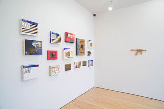 Sicardi Gallery at The Armory Show 2017, installation view
