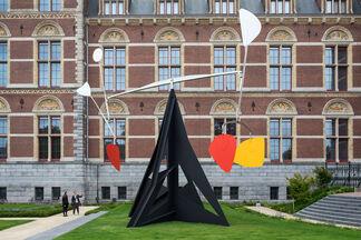 Alexander Calder at the Rijksmuseum, installation view